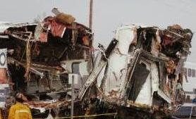 Wrongful Death Tort Garbage Truck