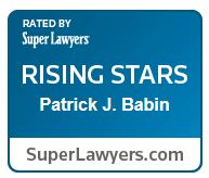 Patrick Babin Super Lawyers Rising Star