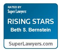 Beth Bernstein Super Lawyers Rising Star