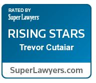 Trevor Cutaiar Super Lawyers Rising Star