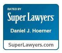 Daniel Hoerner Super Lawyers logo