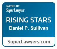 Daniel Sullivan Super Lawyers Rising Stars