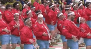 610 Stompers in Macy's Thanksgiving Day Parade